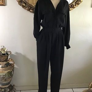 Ms Chaus Vintage Black Jumper